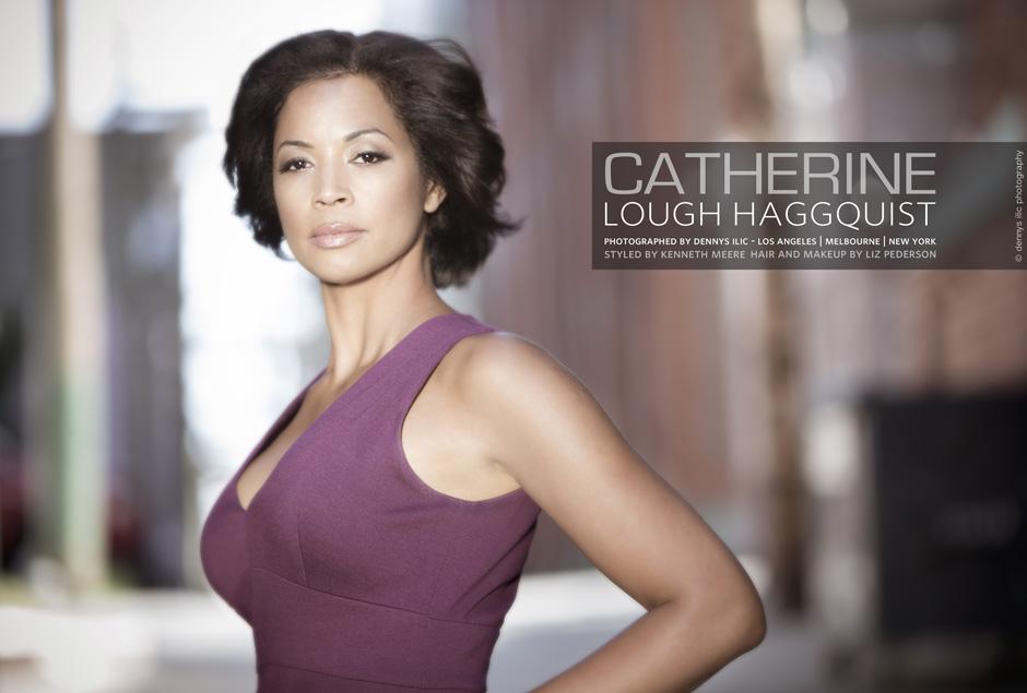 Catherine Lough Haggquist foot